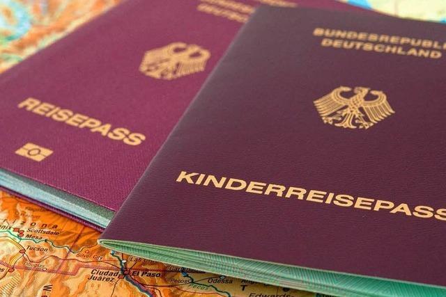 Kein deutscher Pass für Kind von ukrainischer Leihmutter