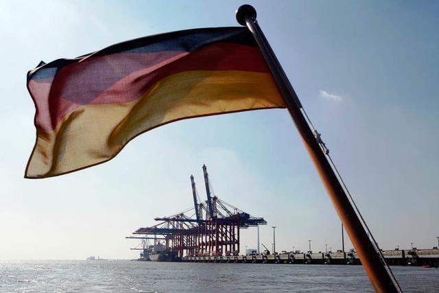 Jade-Weser-Port: Ein Hafen der Superlative
