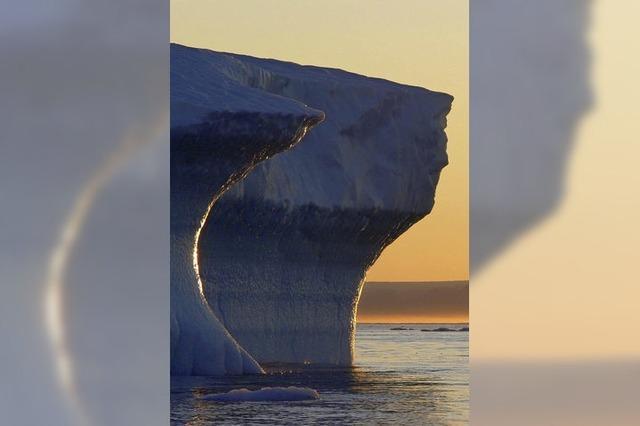 Die Welt entdeckt die Schätze unter Grönlands Eis