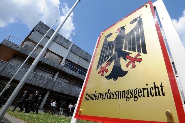 Termin für Karlsruher Euro-Entscheidung am Mittwoch bleibt