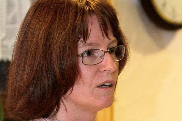 Dorothee Granderath kandidiert für die Grünen