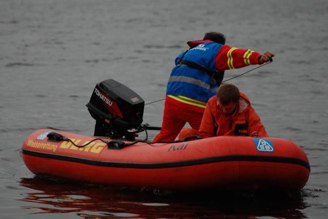 Tretbootfahrer auf dem Titisee vermisst – Suche abgebrochen