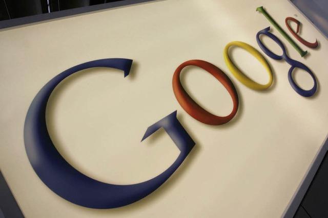 Was Google zu Freiburg ausspuckt