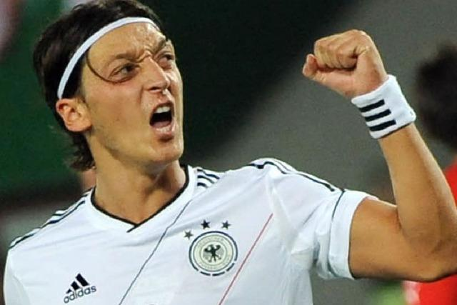Glücklicher Sieg: Deutschland gewinnt mit 2:1 in Wien