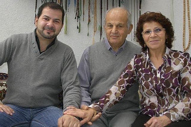 Familie Kücük ist in beiden Kulturen daheim