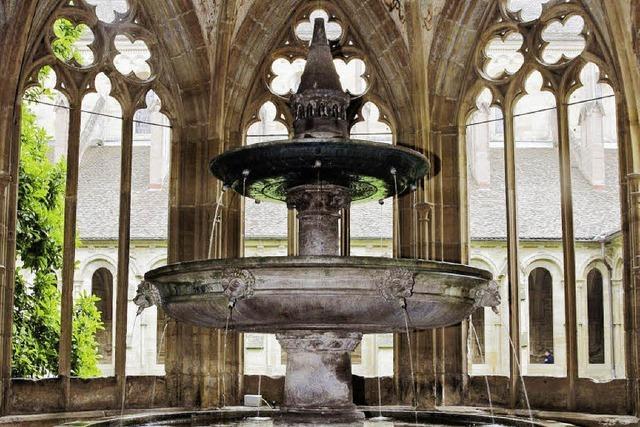Das Unesco-Weltkulturdenkmal Kloster Maulbronn