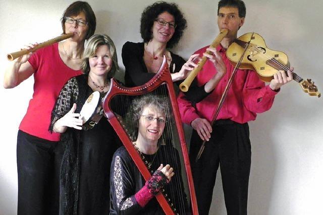 Musik aus dem Mittelalter und der Frührenaissance