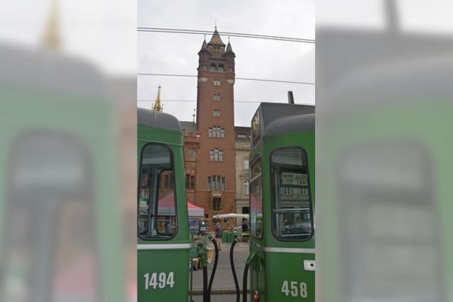 Die Stadt erkunden per Tram