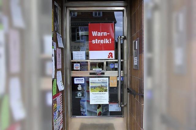 Aktionstag der Apotheken verstreicht in Weil eher unbemerkt