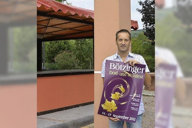 Bötzingen startklar für das Dorffest