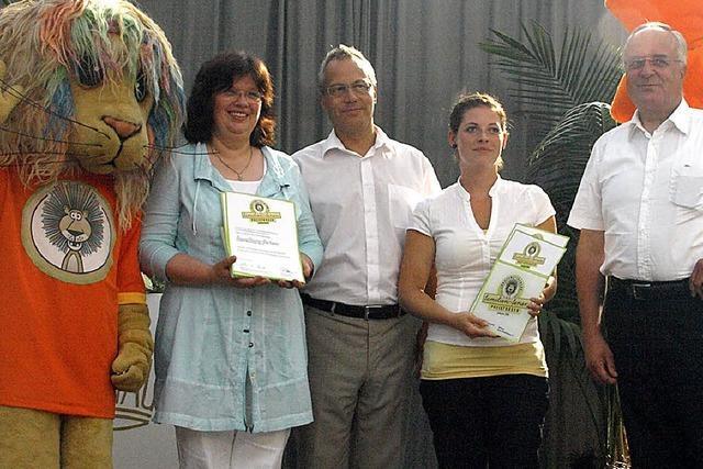 Auszeichnung für Familienfreundlichkeit