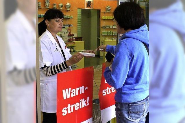 2000 Apotheken im Land streiken