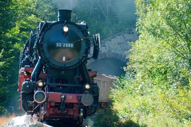 BZ-Wanderung entlang der Sauschwänzlebahn