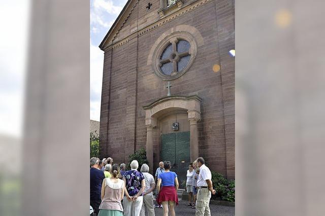 Von Kirche zu Kirche