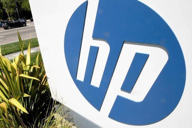Hewlett-Packard streicht mindestens 450 Stellen in Deutschland