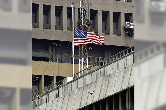 Washington sieht die Hand von al-Qaida