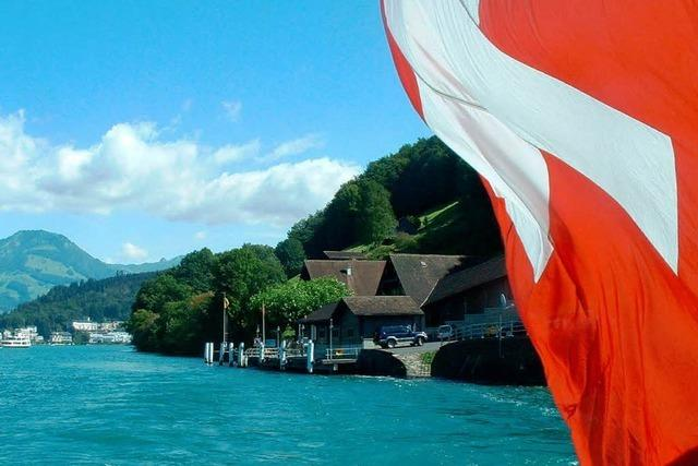 Hoher Frankenkurs: Der Tourismus in der Schweiz lahmt