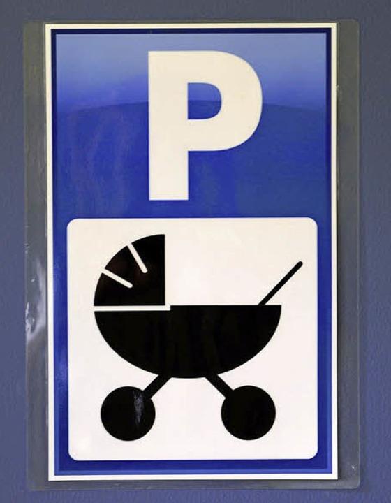 Parkplatz für Spezialfahrzeuge  | Foto: Ingo Schneider