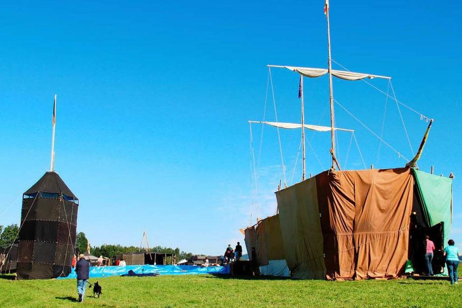 Impressionen vom Hafenstadtfest in Wehr (Foto: Tobias Hilpert)
