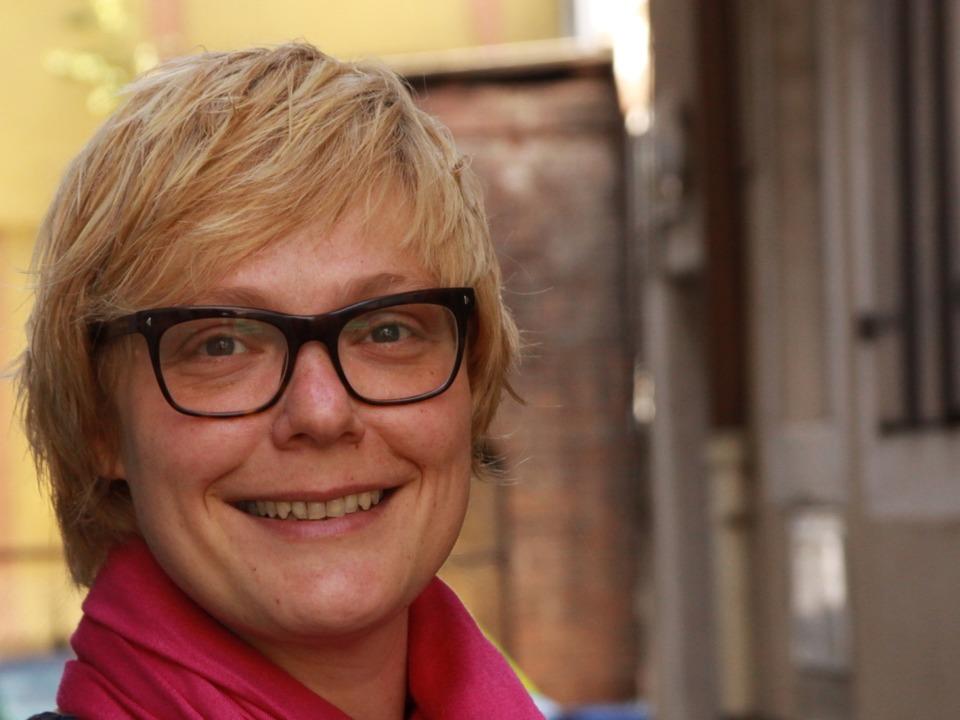 Ulrike Derndinger  | Foto: Max Schuler