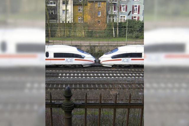 Bahn schließt letzte ICE-Lücke zwischen Offenburg und Freiburg
