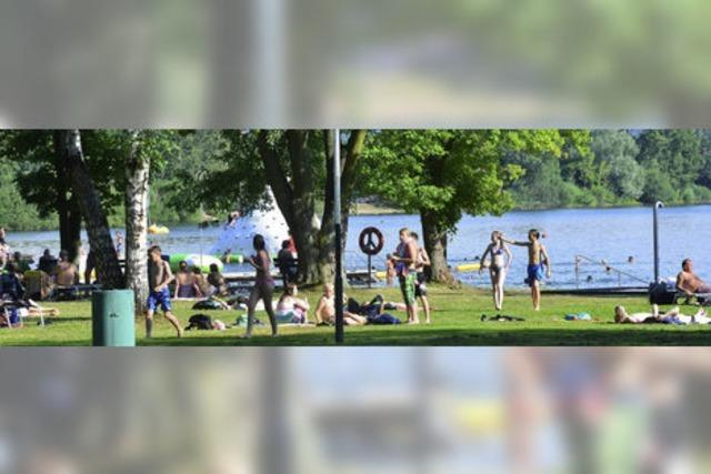 Schwimmbadstatistik: Der August rettet die Badesaison