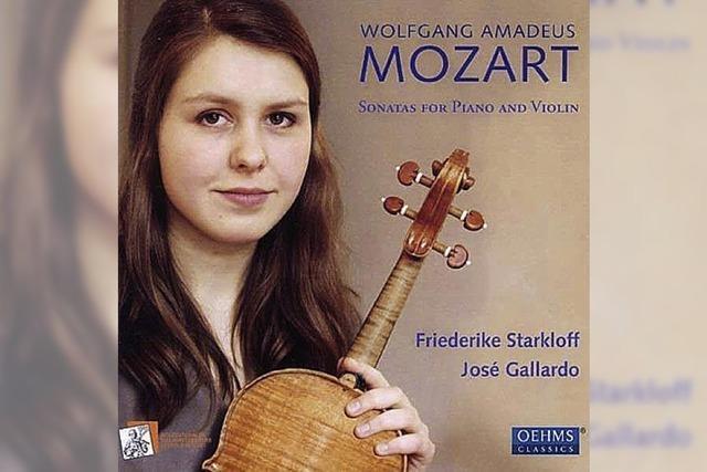 Friederike Starkloff: Bitte, mehr Mozart!