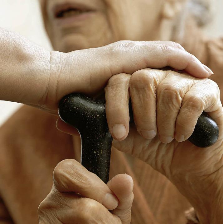 Sich helfen zu lassen ist eine Frage des Vertrauens.   | Foto: fotolia.com