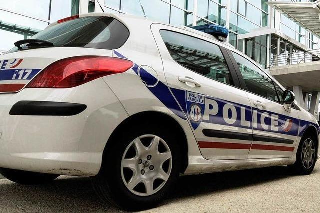 Mordanschlag: Maskierte überfallen Polizisten im Elsass