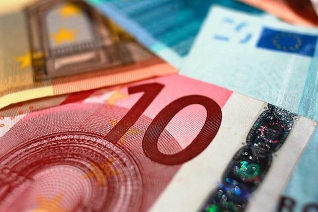 Anonymer Spender verschenkt Tausende von Euro