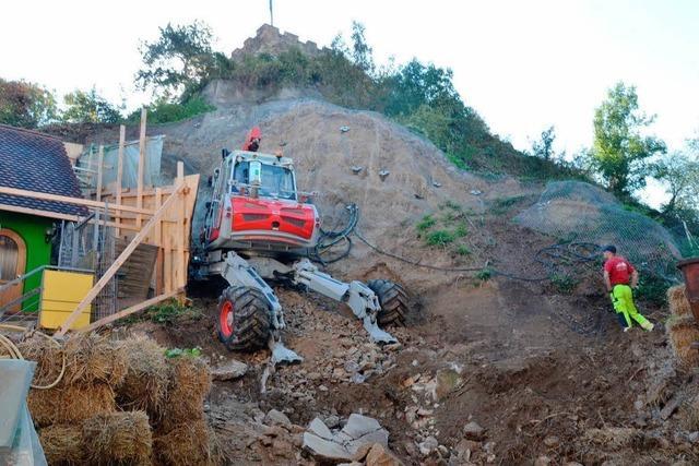 Kamera soll Hohlraum im Eckartsberg erkunden