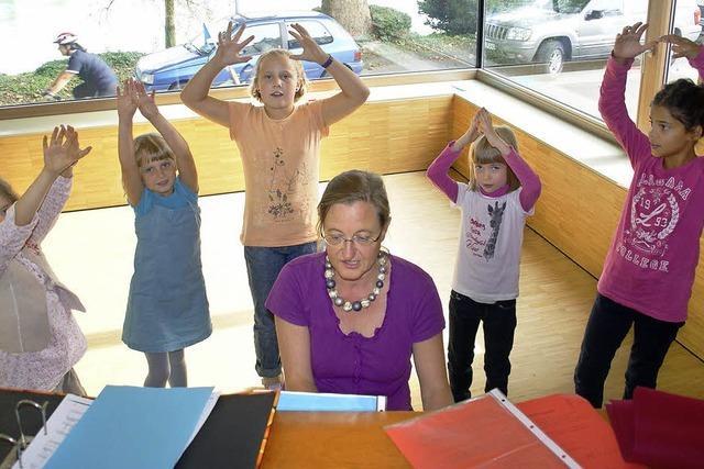 Evangelischer Kinderchor arbeitet überkonfessionell