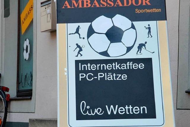 Anwohner wettern gegen ein Wettbüro in Bad Krozingen