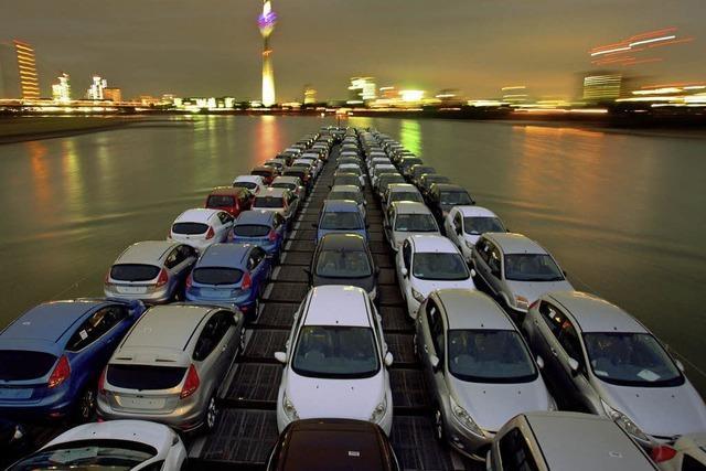 Automarkt der EU bricht ein