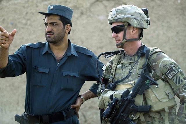 Nato zieht Konsequenzen aus Insider-Attacken