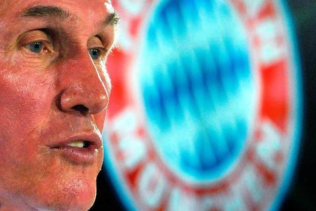 Der FC Bayern nimmt wieder Anlauf auf den Titel