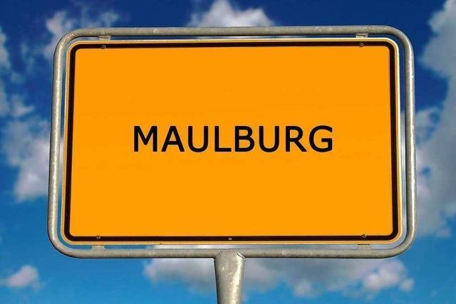 Warum heißt Maulburg Maulburg?