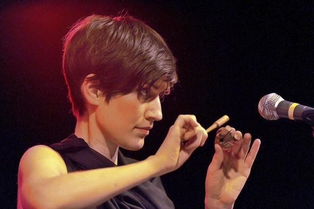 Alin Coen und Naima Husseini im Jazzhaus Freiburg