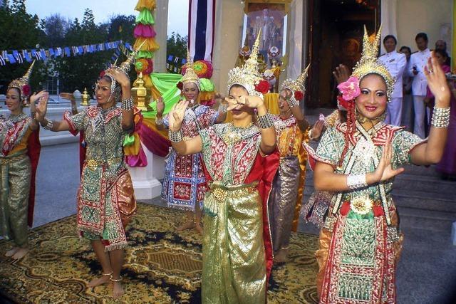 Thailändischen Kultur- und Foodfestival in Kippenheim
