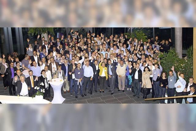 Führende Testo-Mitarbeiter aus aller Welt zu Gast