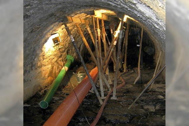 130 000 Euro für das Abwassernetz