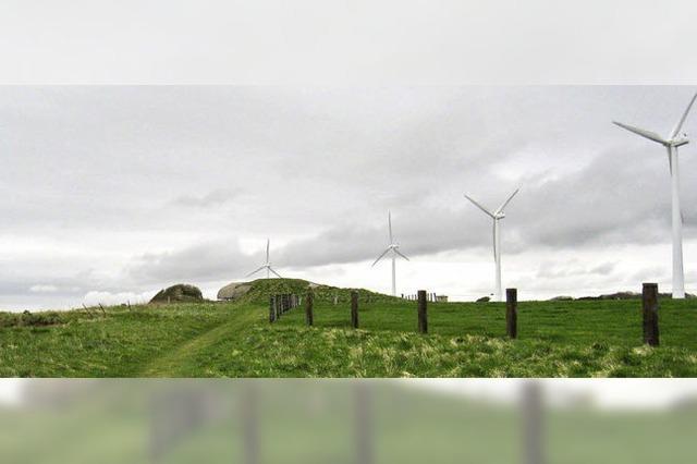 Wind soll die Region anschieben