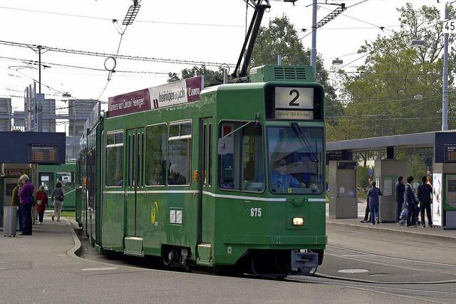 Basel investiert kräftig ins Tramnetz