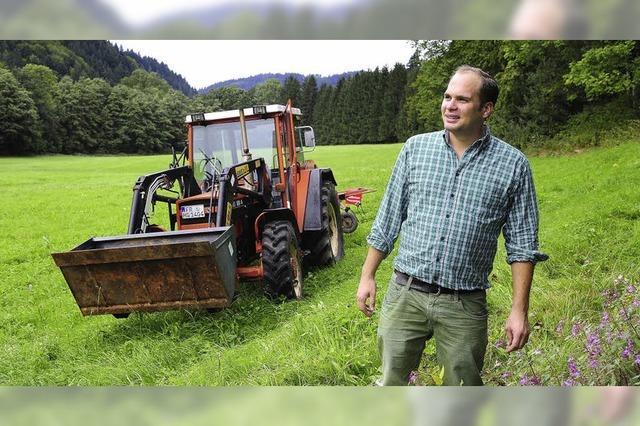 Landwirt befürchtet Einbußen
