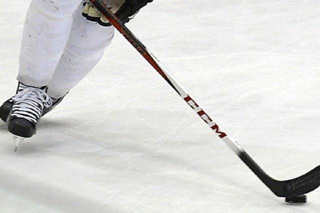 Erster wichtiger Test auf dem Eis