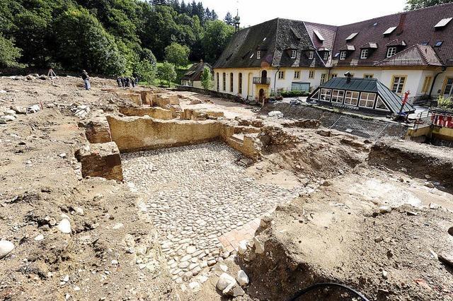 Fund durchkreuzt Bauplan