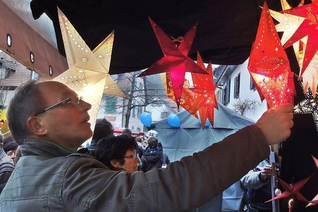 Schopfheims Gewerbeverein streicht den Weihnachtsmarkt