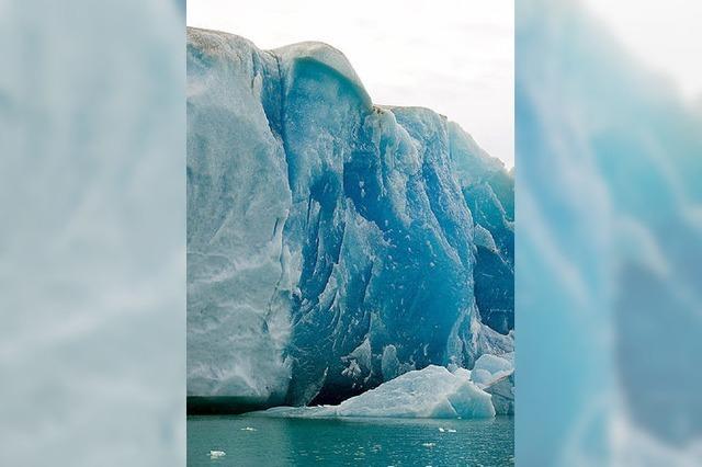 Eisrückgang viel stärker als erwartet