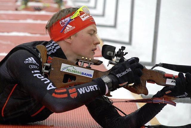 Benedikt Doll sprintet zu DM-Bronze