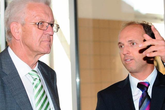 Kretschmann will Nachbesserungen bei Fluglärm-Staatsvertrag